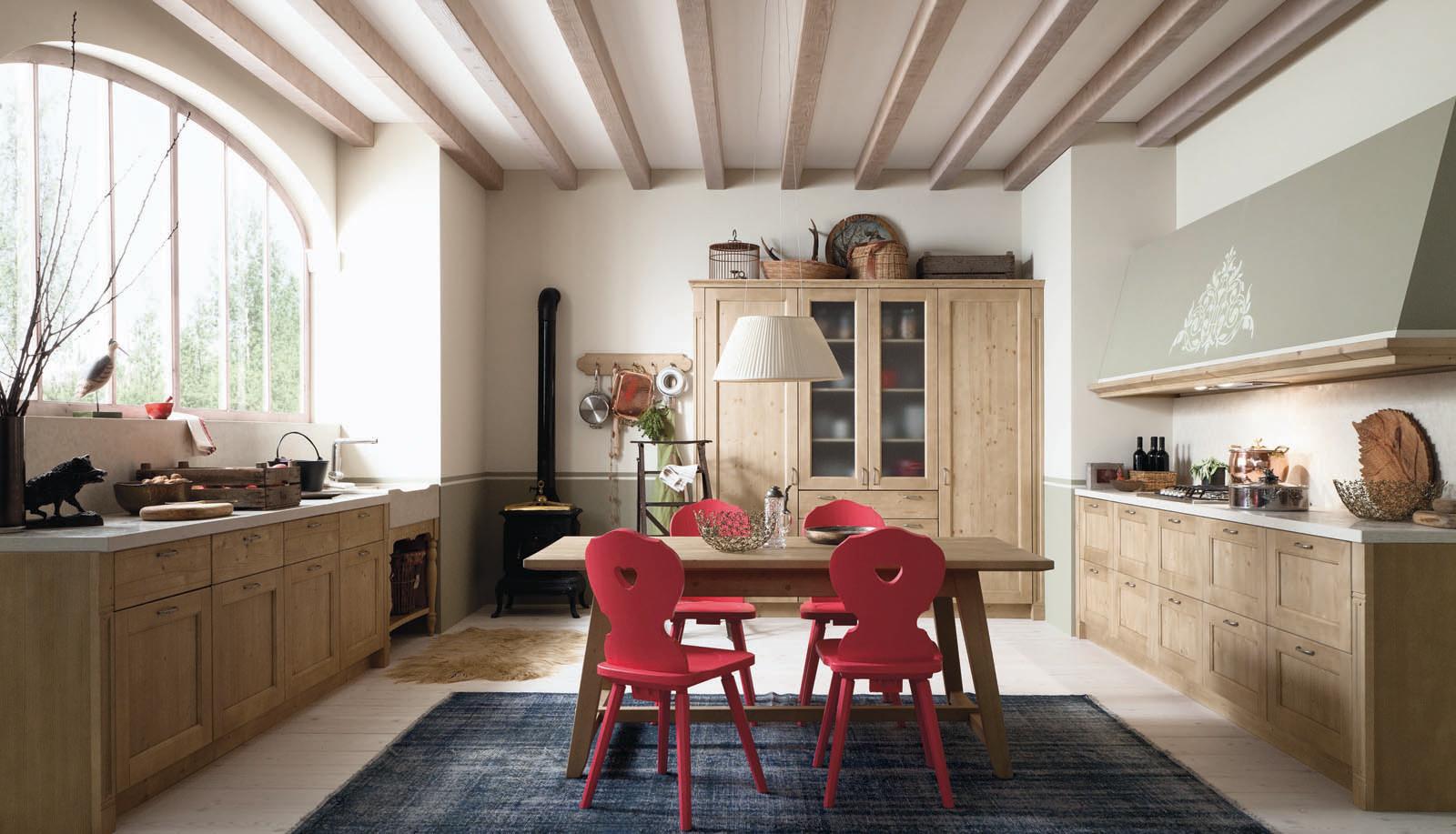 Best Cucine Per Case Di Montagna Images - Ideas & Design 2017 ...