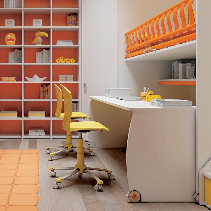 level smart moretti compact scrivania 2 - Arredamenti Papa a ...