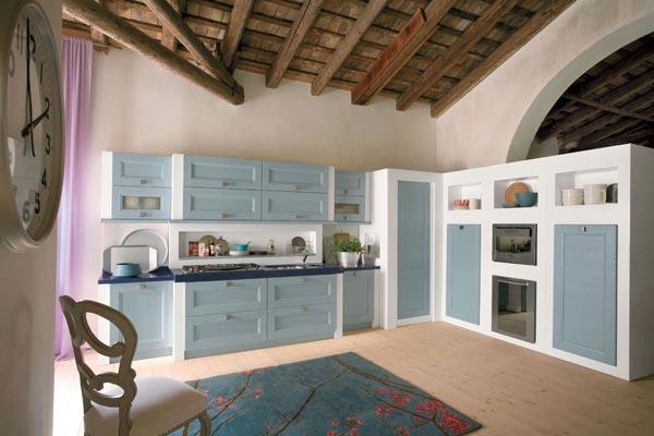 Style arredamenti papa a comerio va - Cucine moderne color ciliegio ...