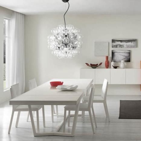 tavolo cartesio bianco alf