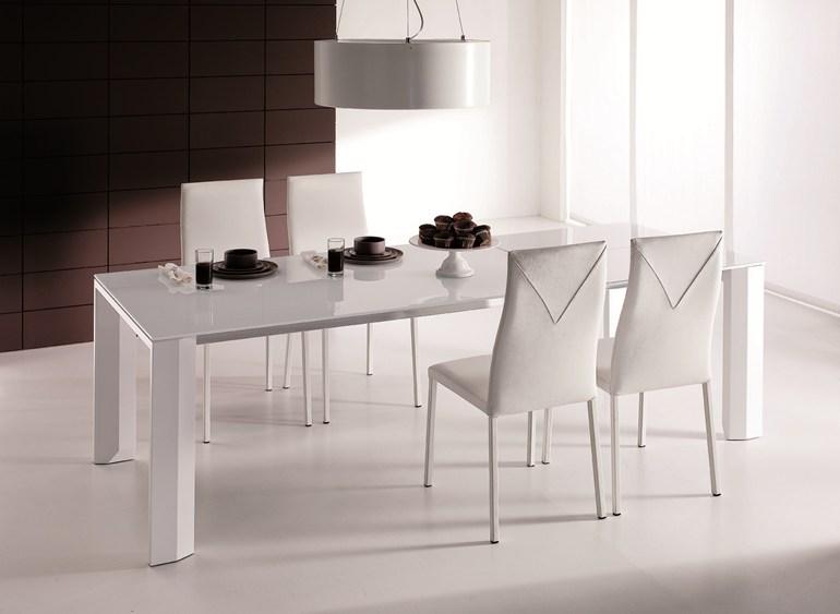 tavolo skylab ozzio bianco arredamenti papa a comerio va