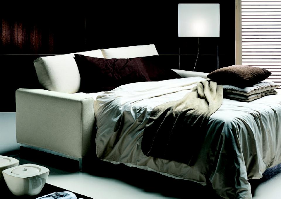 Pratiko divano letto aperto de angeli arredamenti papa - Divano letto aperto ...