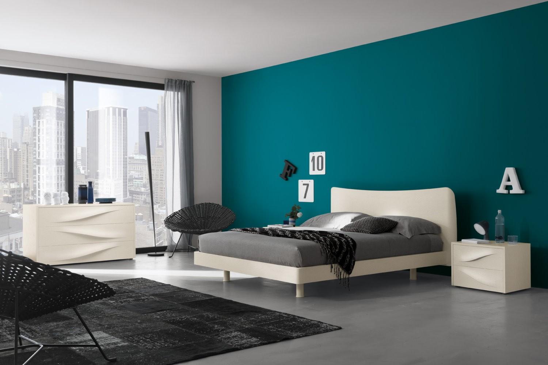 Arredamento Color Petrolio camera-da-letto-matrimoniale-poro aperto bianco-402-01